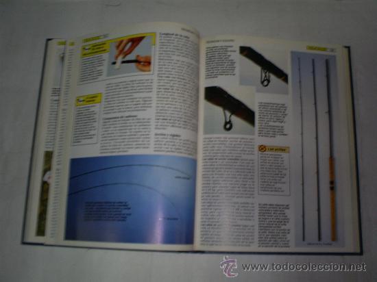 Coleccionismo deportivo: Guía Práctica de la Pesca Volumen 1 Técnicas y Equipo Editorial Planeta-De Agostini 1991 RM51689 - Foto 3 - 27661724