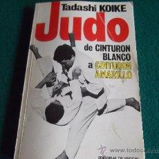 Coleccionismo deportivo: JUDO-T.KOIKE-80PAGINAS-1975-. Lote 27834680