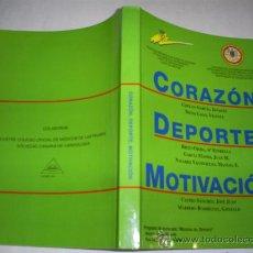 Coleccionismo deportivo: CORAZÓN DEPORTE MOTIVACIÓN 2000 RM51587. Lote 28063693