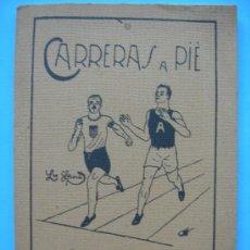 Coleccionismo deportivo: CARRERAS A PIÉ. LOS SPORTS. ALBERTO MALUQUER.. Lote 53720305