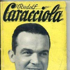 Coleccionismo deportivo: RUDOLF CARACCIOLA - AUTOMOVILISMO (1935) EN ALEMÁN. MUY ILUSTRADO. Lote 28893614