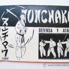 Coleccionismo deportivo: NUNCHAKU, DEFENSA Y ATAQUE, 4ª ED 1979. Lote 29128966