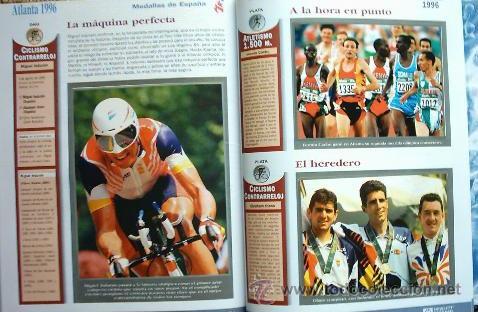 Coleccionismo deportivo: EL GRAN LIBRO DEL DEPORTE - ALBUM COMPLETO DE CROMOS - TAPA DURA - Foto 2 - 29172763