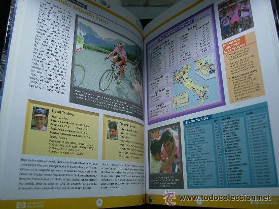 Coleccionismo deportivo: EL GRAN LIBRO DEL DEPORTE - ALBUM COMPLETO DE CROMOS - TAPA DURA - Foto 4 - 29172763