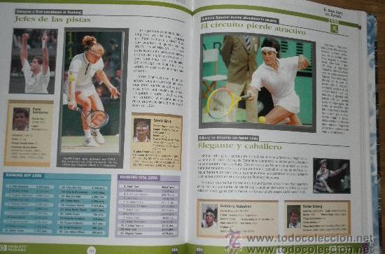 Coleccionismo deportivo: EL GRAN LIBRO DEL DEPORTE - ALBUM COMPLETO DE CROMOS - TAPA DURA - Foto 6 - 29172763