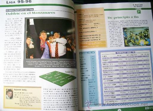 Coleccionismo deportivo: EL GRAN LIBRO DEL DEPORTE - ALBUM COMPLETO DE CROMOS - TAPA DURA - Foto 9 - 29172763