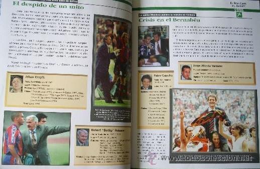 Coleccionismo deportivo: EL GRAN LIBRO DEL DEPORTE - ALBUM COMPLETO DE CROMOS - TAPA DURA - Foto 11 - 29172763