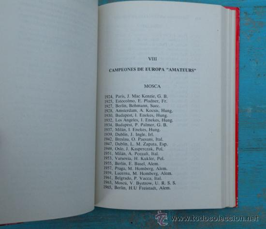 Coleccionismo deportivo: ANTIGUO LIBRO - EL BOXEO - RAYMOND MEYER Y CLAUDE GIRARD - AÑO 1965 - ADAPTADO POR FERNANDO VADILLO - Foto 3 - 29356603