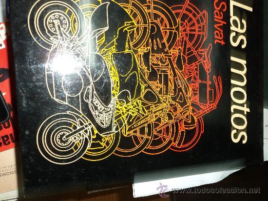 LAS MOTOS (Coleccionismo Deportivo - Libros de Deportes - Otros)