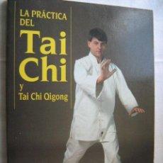 Coleccionismo deportivo: LA PRÁCTICA DEL TAI CHI. CONNOR, DANNY.1994 EDAF. Lote 29484102