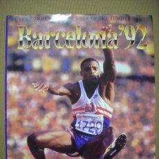 Coleccionismo deportivo: BARCELONA'92. Lote 29904334
