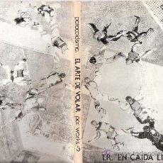Coleccionismo deportivo: 3. PARACAIDISMO. EL ARTE DE VOLAR. PAT WORKS. T.R. EN CAIDA LIBRE. EDITOR M.A. GARCIA CRISTOBAL.1982. Lote 30052006