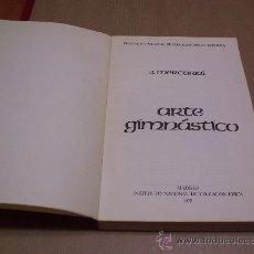 Coleccionismo deportivo: ARTE GIMNÁSTICO - J. MERCURIAL - MADRID 1973 - ILUSTRADO. Lote 30077668