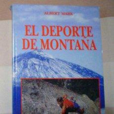 Coleccionismo deportivo: EL DEPORTE DE MONTAÑA.. Lote 30245666