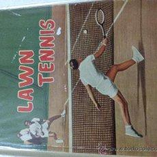 Coleccionismo deportivo: LAWN TENNIS-A.G.HOLDEN Y G. GLADMAN. Lote 31264040