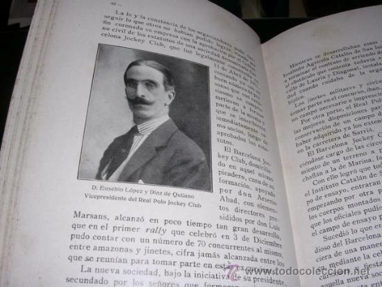 Coleccionismo deportivo: ALBUM DE LAS SOCIEDADES DEPORTIVAS DE BARCELONA 1916 POR EMILIO NAVARRO ILUSTRADO - Foto 4 - 33963883