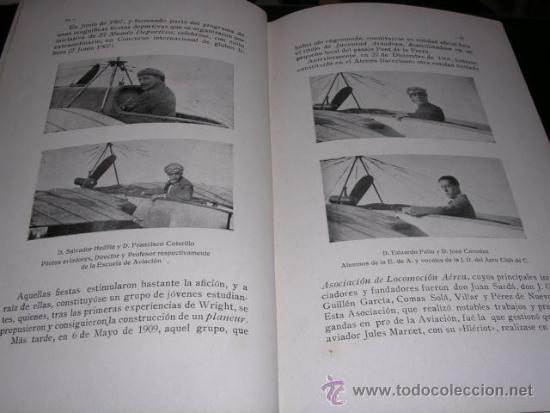 Coleccionismo deportivo: ALBUM DE LAS SOCIEDADES DEPORTIVAS DE BARCELONA 1916 POR EMILIO NAVARRO ILUSTRADO - Foto 6 - 33963883