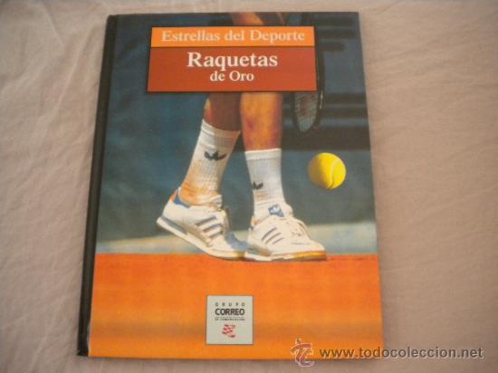 ESTRELLAS DEL DEPORTE NUM. 7 - RAQUETAS DE ORO - GRUPO CORREO 1997 - VER FOTOS (Coleccionismo Deportivo - Libros de Deportes - Otros)