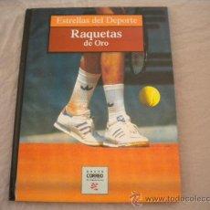 Coleccionismo deportivo: ESTRELLAS DEL DEPORTE NUM. 7 - RAQUETAS DE ORO - GRUPO CORREO 1997 - VER FOTOS. Lote 32196379