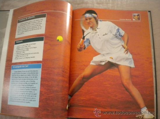Coleccionismo deportivo: ESTRELLAS DEL DEPORTE NUM. 7 - RAQUETAS DE ORO - GRUPO CORREO 1997 - VER FOTOS - Foto 4 - 32196379