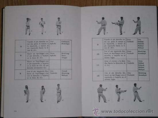 Coleccionismo deportivo: Tae Kwon-Do: Nuevos Pumse por Choi Won Chul de Federación Mundial en Barcelona 1977 - Foto 4 - 32213643