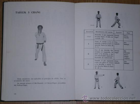 Coleccionismo deportivo: Tae Kwon-Do: Nuevos Pumse por Choi Won Chul de Federación Mundial en Barcelona 1977 - Foto 5 - 32213643