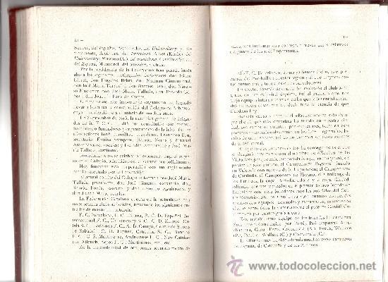 Coleccionismo deportivo: ALBUM DE LAS SOCIEDADES DEPORTIVAS DE BARCELONA 1916 POR EMILIO NAVARRO ILUSTRADO - Foto 15 - 33963883