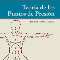 Coleccionismo deportivo: TEORÍA DE LOS PUNTOS DE PRESIÓN, DE FEDERICO ASENSIO. ARTES MARCIALES.. Lote 190303696
