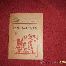 Coleccionismo deportivo: REGLAMENTO DE BASE-BALL.TODO UNA RAREZA.UNA AUTÉNTICA JOYA!!!. .. Lote 33267914