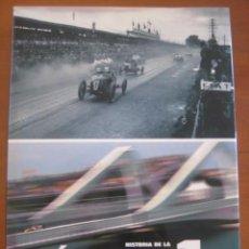 Coleccionismo deportivo: HISTORIA DE LA FORMULA 1 - PASADO Y PRESENTE DE LA MAXIMA COMPETICION - 2007-2008. Lote 33561525