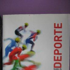 Coleccionismo deportivo: DEPORTE SIGLO 21, REUTERS,EDITORIAL BLUME AÑO 2007,IMPRESIONANTE, NUEVO VER FOTOS,. Lote 34248317