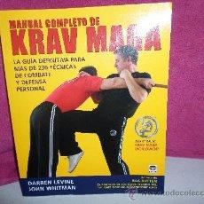 Coleccionismo deportivo: DEFENSA PERSONAL MANUAL COMPLETO. Lote 68011585