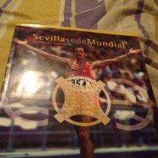 Coleccionismo deportivo - 'Sevilla Sede Mundial'. Memoria gráfica del Mundial de Atletismo 2000. - 34310570