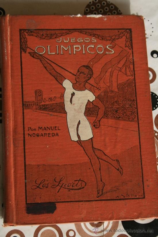 JUEGOS OLIMPICOS (Coleccionismo Deportivo - Libros de Deportes - Otros)