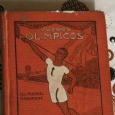 Coleccionismo deportivo: JUEGOS OLIMPICOS. Lote 34929666