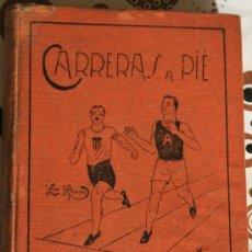 Coleccionismo deportivo: CARRERAS A PIE. . Lote 34929676