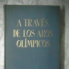 Coleccionismo deportivo: LIBRO DEPORTES OLIMPIADAS JUEGOS OLÍMPICOS. Lote 34947641