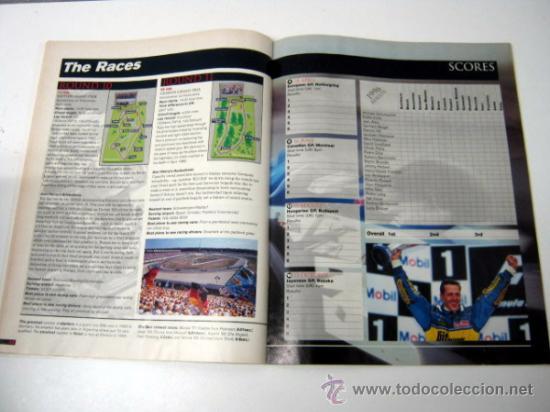 Coleccionismo deportivo: F1 - GRAND PRIX 1996 - FASCICULO DE REGALO DE AUTOCAR - 6 MARZO 1996 - Foto 2 - 35470734