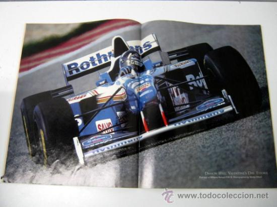 Coleccionismo deportivo: F1 - GRAND PRIX 1996 - FASCICULO DE REGALO DE AUTOCAR - 6 MARZO 1996 - Foto 3 - 35470734