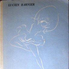 Coleccionismo deportivo: EDUCACIÓN FÍSICA. DANZA. LUCIEN BARNIER. L'ANALYSE DES MOUVEMENTS. II TOMOS. Lote 36418082