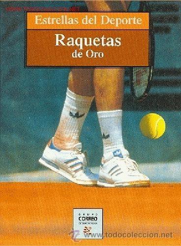 1 LIBRO TENIS - ESTRELLAS DEL DEPORTE. RAQUETAS DE ORO GRUPO CORREO - PLANETA DE AGOSTINI 1997 (Coleccionismo Deportivo - Libros de Deportes - Otros)