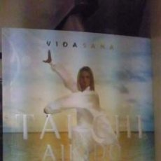 Coleccionismo deportivo: TAI-CHI Y AIKIDO (MADRID, 2010).. Lote 36694982