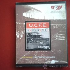 Coleccionismo deportivo: LIBRO UFEC UNIÓ DE FEDERACIONS ESPORTIVES DE CATALUNYA 1933-2008 75 ANYS D'ESPORTS A CATALUNYA 166 P. Lote 37130307