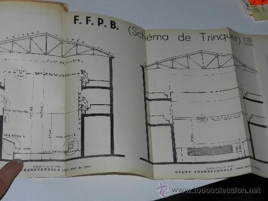 Coleccionismo deportivo: (M-3.7) PELOTA VASCA - REGLEMENTS ET STATUTS DE LA FEDERATION FRANCAISE DE PELOTE BASQUE - Foto 2 - 211676420