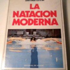 Coleccionismo deportivo: LA NATACIÓN MODERNA. Lote 37912551