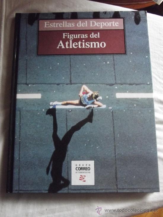 ESTRELLAS DEL DEPORTE - FIGURAS DEL ATLETISMO (Coleccionismo Deportivo - Libros de Deportes - Otros)