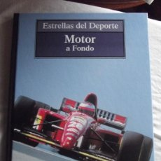 Coleccionismo deportivo: ESTRELLAS DEL DEPORTE - MOTOR A FONDO. Lote 37918614