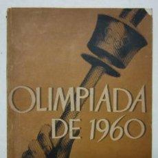 Colecionismo desportivo: OLIMPIADA DE 1960. Lote 38339864