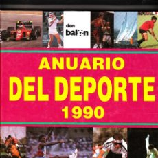 Coleccionismo deportivo - ANUARIO DEL DEPORTE 1990 - 39739119