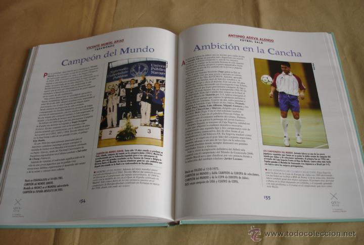Coleccionismo deportivo: DEPORTISTAS QUIXOTES DE CASTILLA-LA MANCHA. - Foto 5 - 39802918